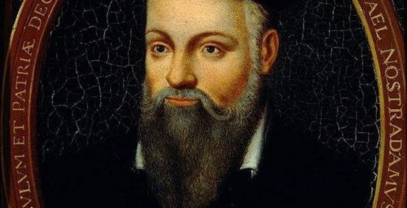 Nostradamus! Peramal Terhebat Di Dunia Dan Ramalannya Tentang 2013