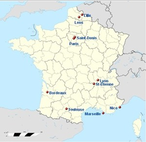 france maps