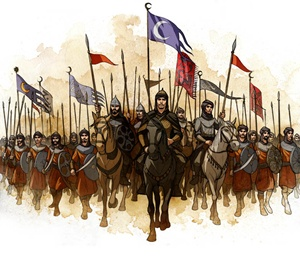 Arabian_medieval_army_by_javieralcalde
