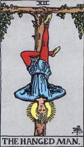 12. The Hanged Man