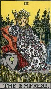 3. The Empress