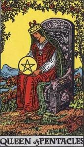 48. Queen of Pentacles