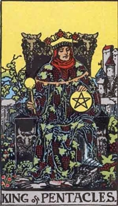 49. King of Pentacles