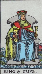 63. King of Cups
