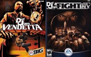 Def Jam Vendetta & Def Jam Fight for NY