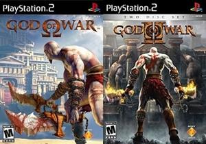 God Of War 1 & 2