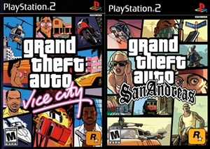Gta Vice City & San Andreas
