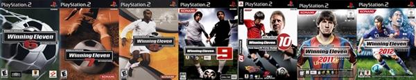 WE FULL PS2