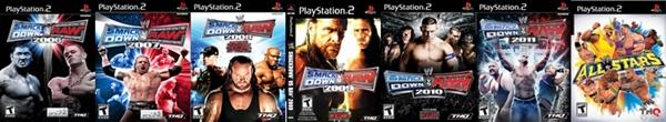 WWE FULL PS2