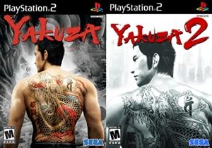 Yakuza 1 & 2