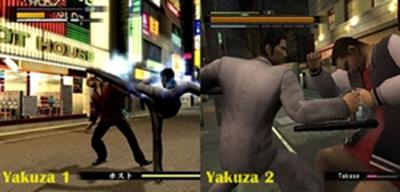 Yakuza 1 - 2