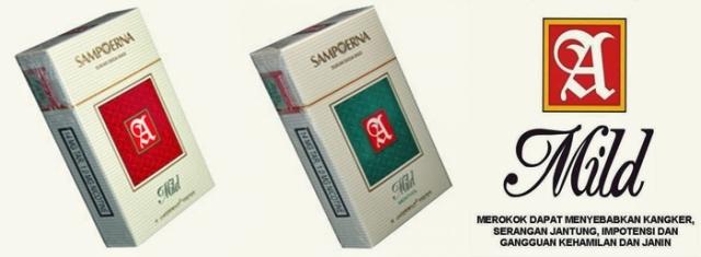 Rokok Mild