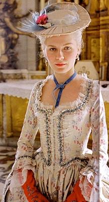 Kirsten Dunst as Marie Antoinette (2006).3