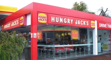Burger King Hungry Jack
